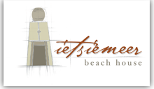 Ietsiemeer Beach House Logo